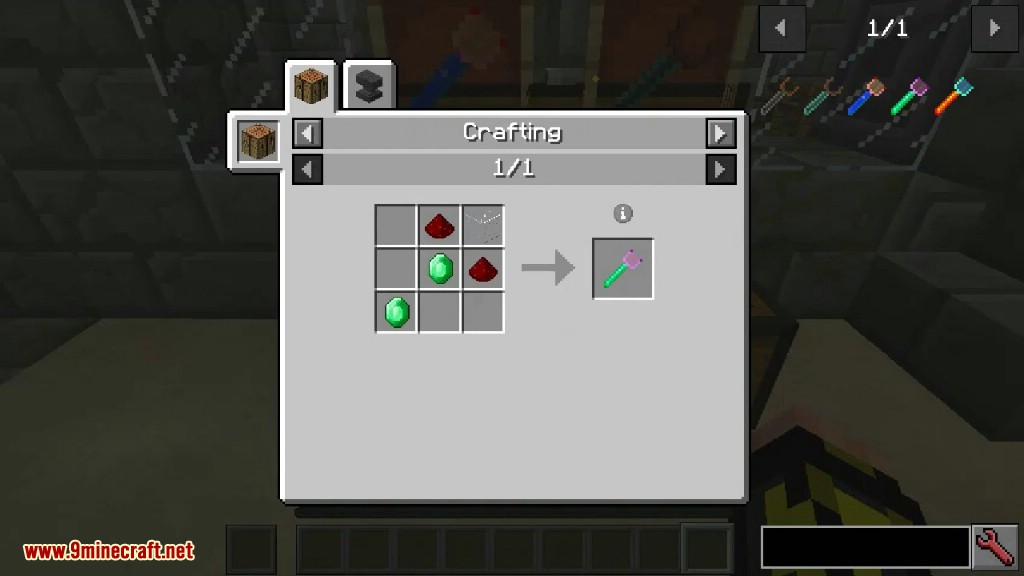 Ore Prospectors Mod Crafting Recipes 6