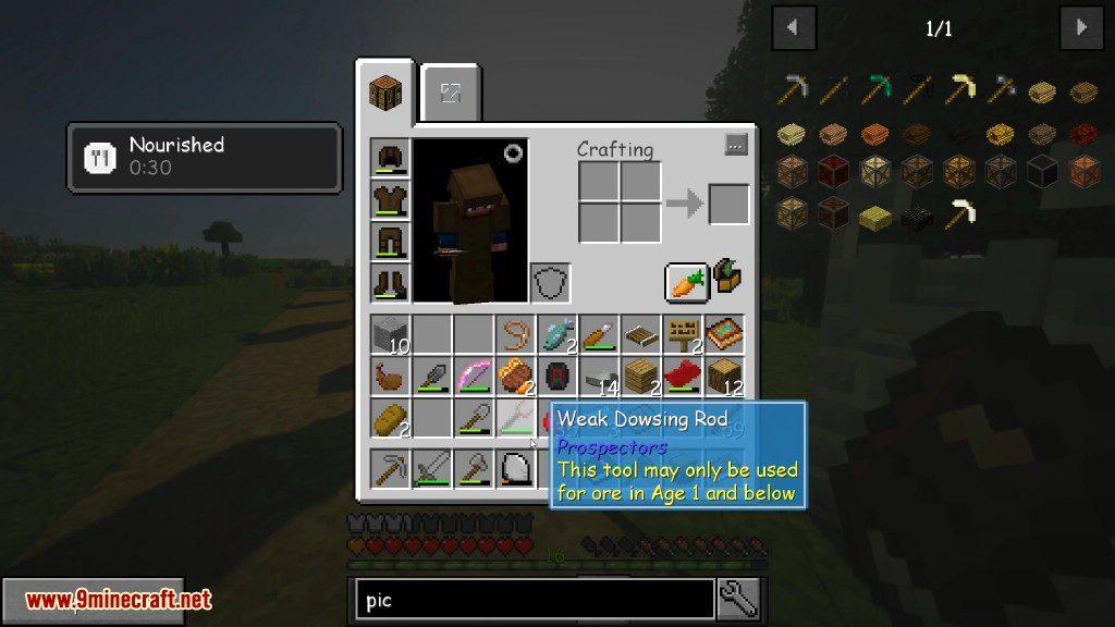 Ore Prospectors Mod Screenshots 10
