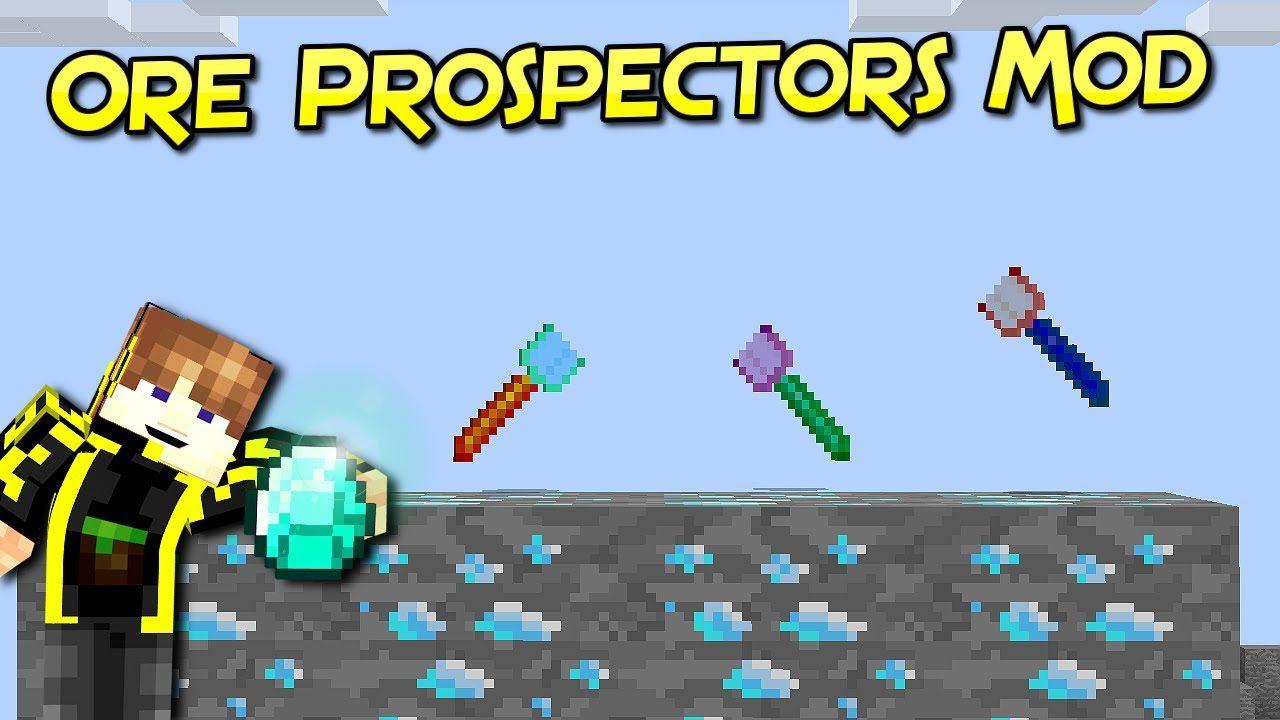 Ore Prospectors Mod