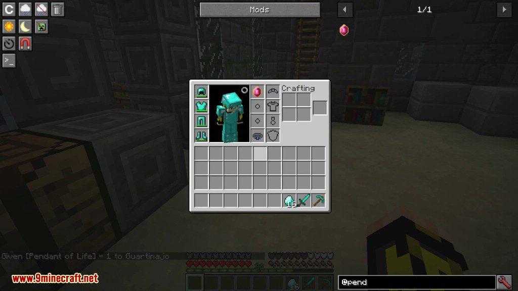 Pendant of Life Mod Screenshots 5
