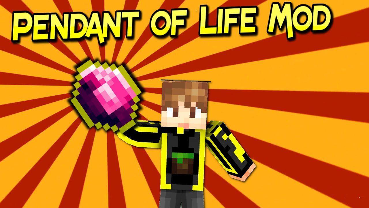 Pendant of Life Mod