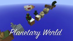Planetary World Map Thumbnail