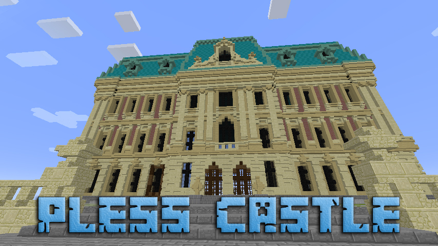Pless Castle – Zamek w Pszczynie Map Thumbnail