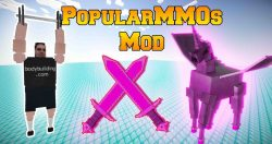 PopularMMOs Mod Logo