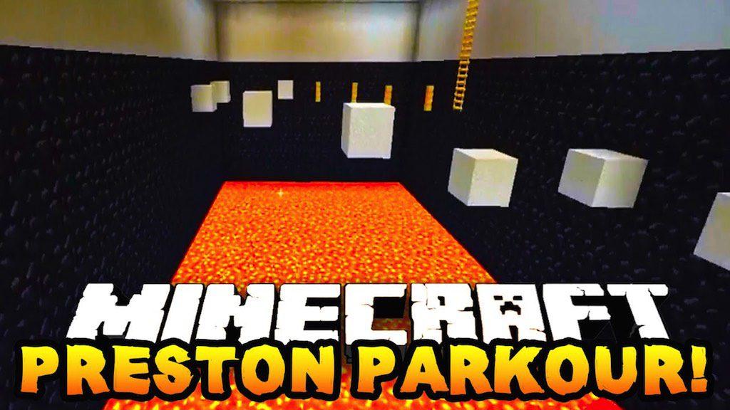 Preston Parkour Map Thumbnail