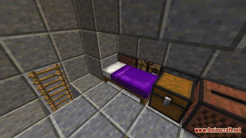 Prison World Map Screenshots 1