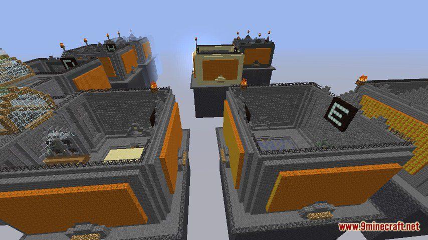 Prison World Map Screenshots 11