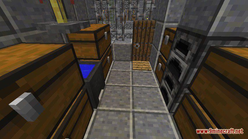 Prison World Map Screenshots 3