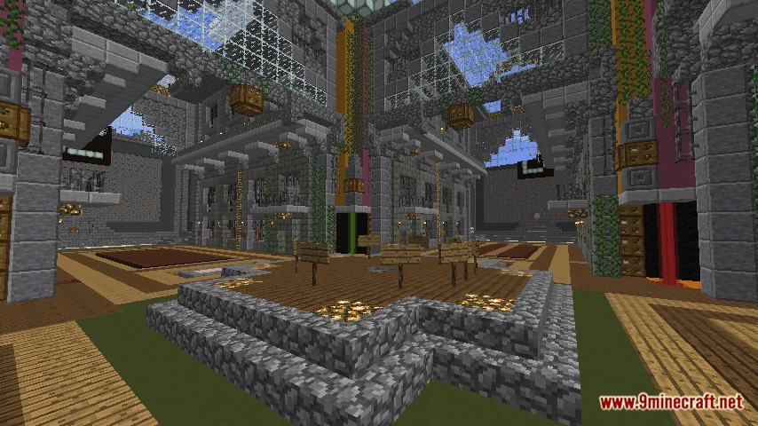 Prison World Map Screenshots 5