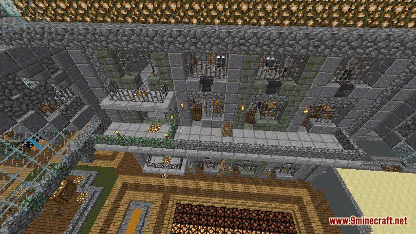 Prison World Map Screenshots 9