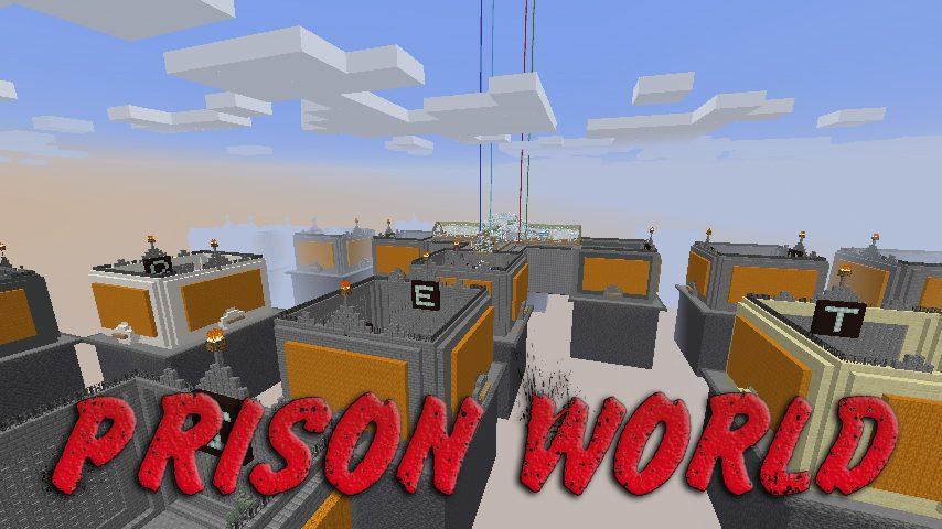 Prison World Map Thumbnail
