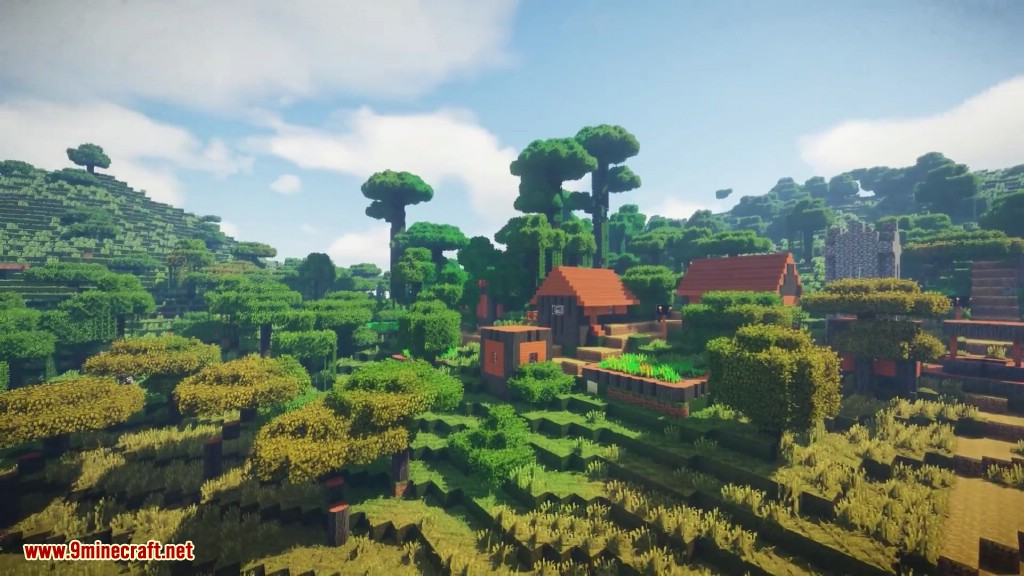 Realistic World Generation Mod Screenshots 1