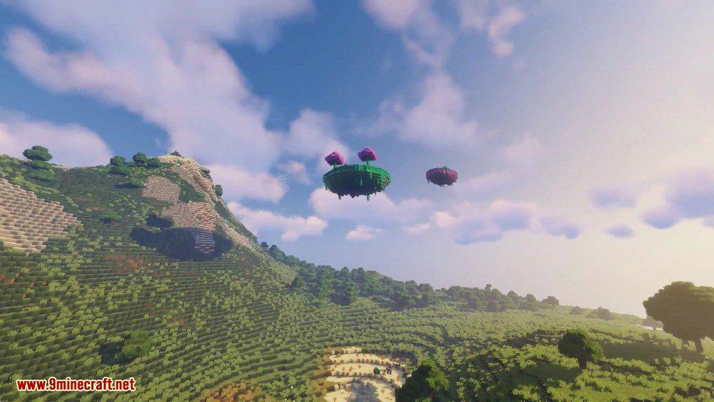 Realistic World Generation Mod Screenshots 11