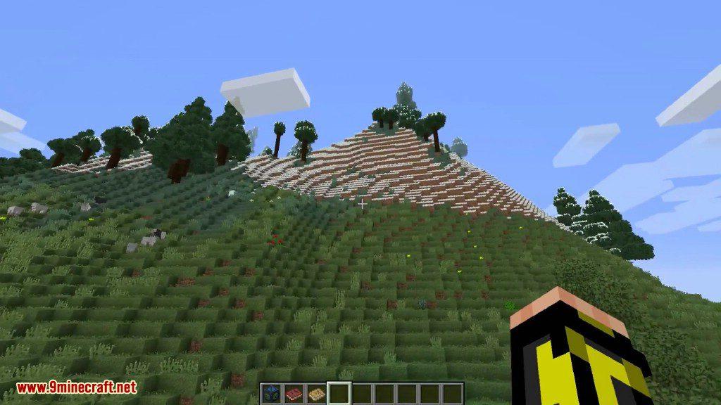 Realistic World Generation Mod Screenshots 15