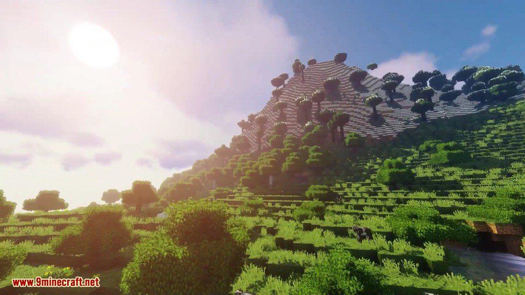 Realistic World Generation Mod Screenshots 3