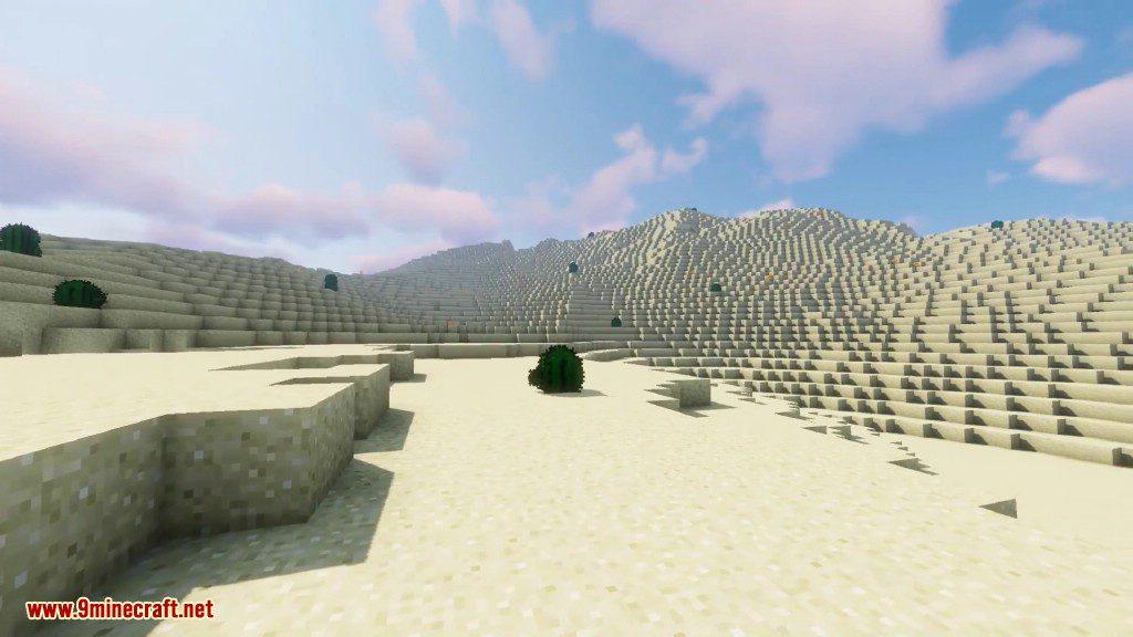 Realistic World Generation Mod Screenshots 4