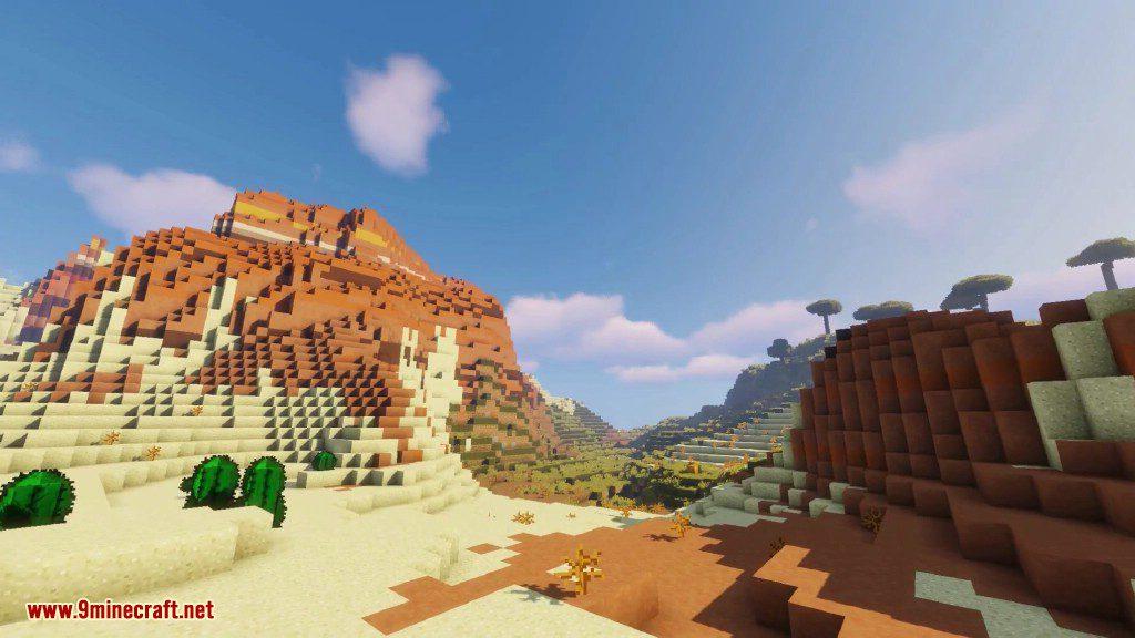 Realistic World Generation Mod Screenshots 5