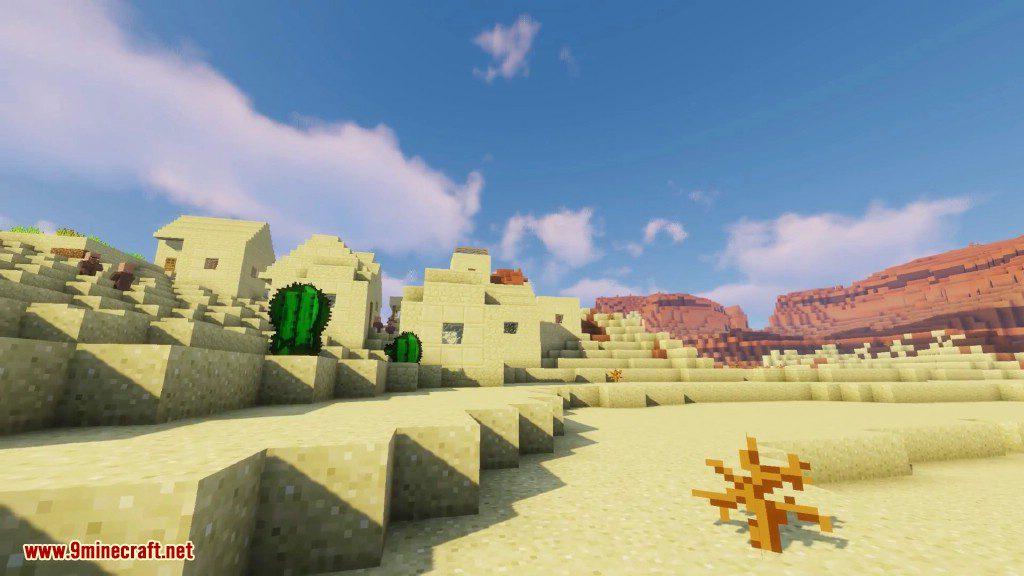 Realistic World Generation Mod Screenshots 6