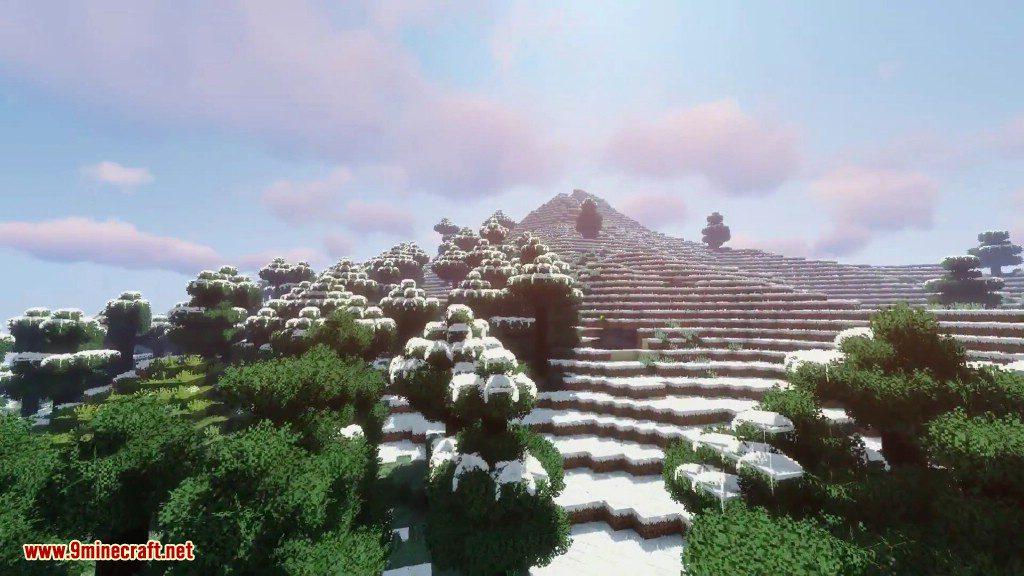 Realistic World Generation Mod Screenshots 9