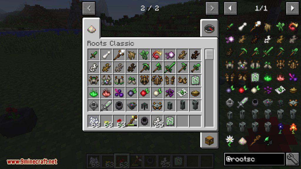 Roots Classic Mod Screenshots 4