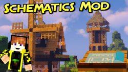 Schematics Mod