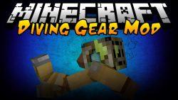 Simple Diving Gear Mod