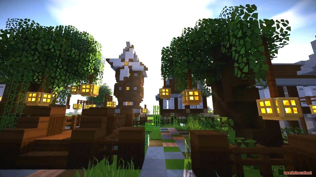 SimplySharp Resource Pack Screenshots 1