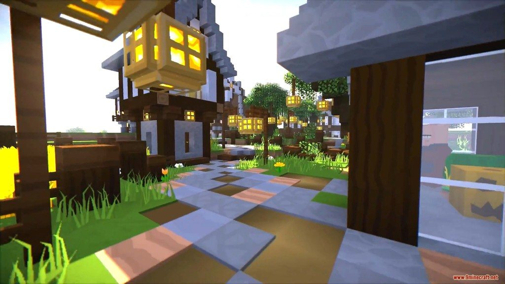 SimplySharp Resource Pack Screenshots 2