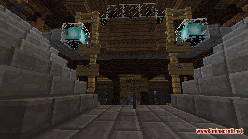SkyPvP Map Screenshots 1