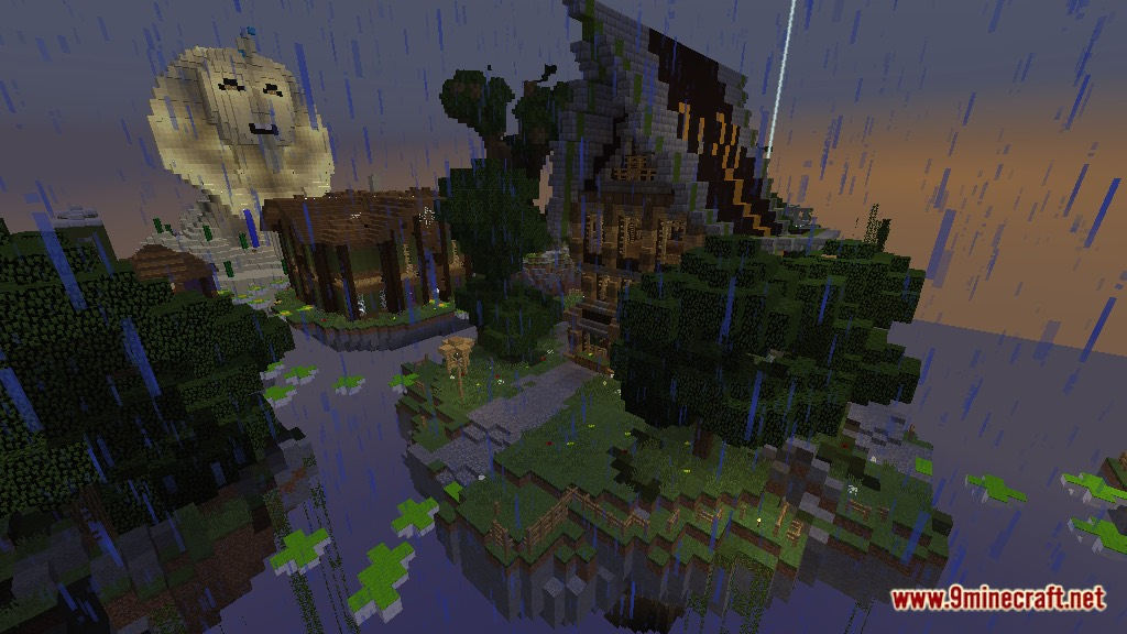 SkyPvP Map Screenshots 5