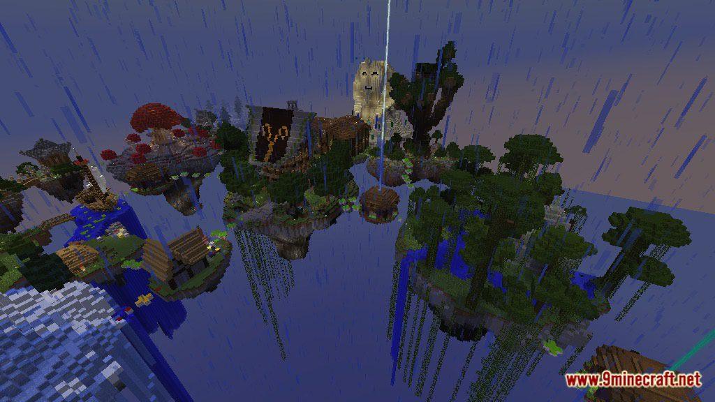 SkyPvP Map Screenshots 9
