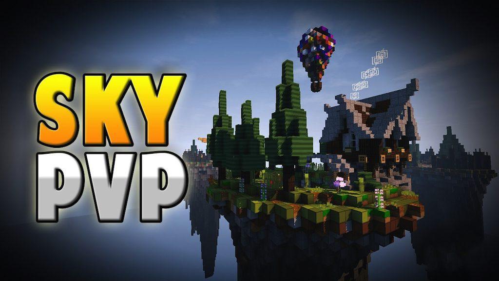SkyPvP Map Thumbnail