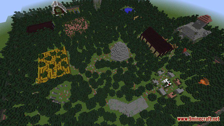 Slender Escape Map Screenshots 12