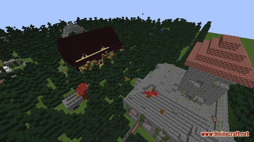 Slender Escape Map Screenshots 2