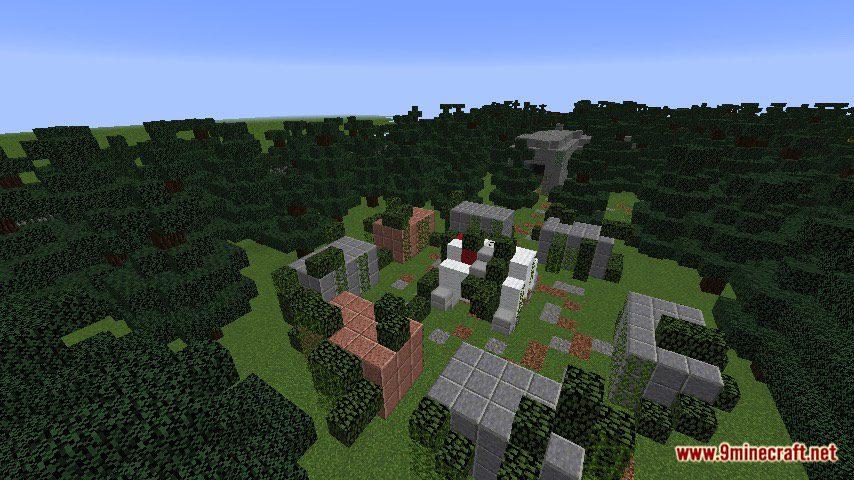 Slender Escape Map Screenshots 3