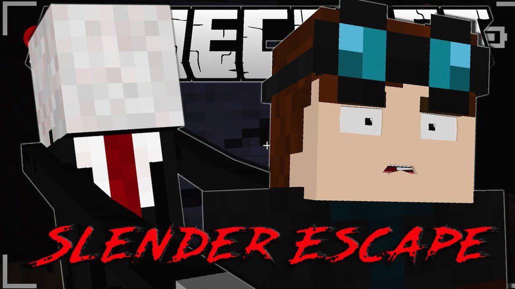 Slender Escape Map Thumbnail
