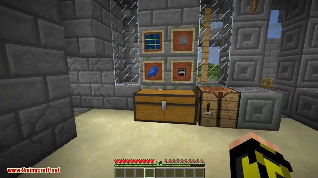 SolarFurnace Mod Screenshots 1