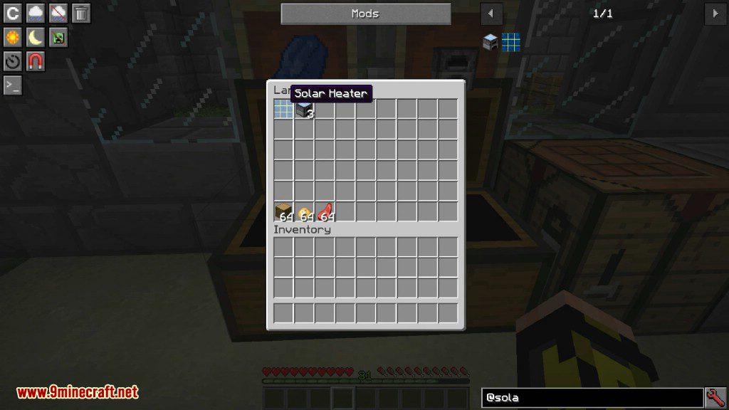 SolarFurnace Mod Screenshots 2