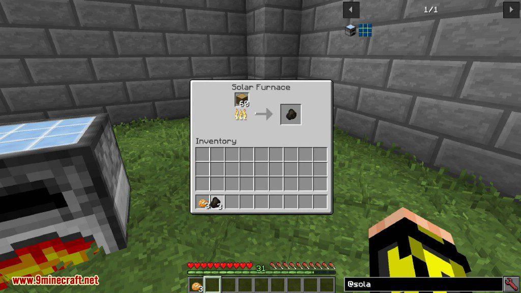 SolarFurnace Mod Screenshots 9