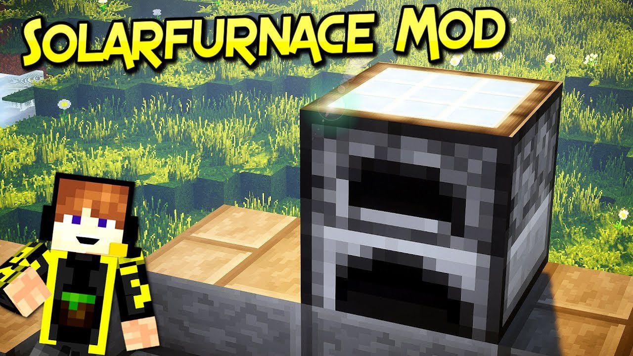 SolarFurnace Mod