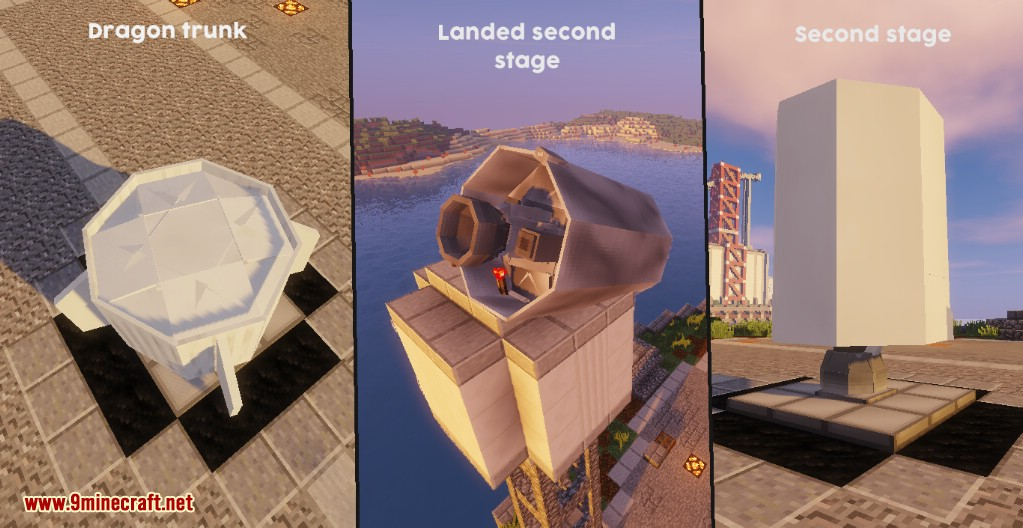 SpaceX Mod Features 3