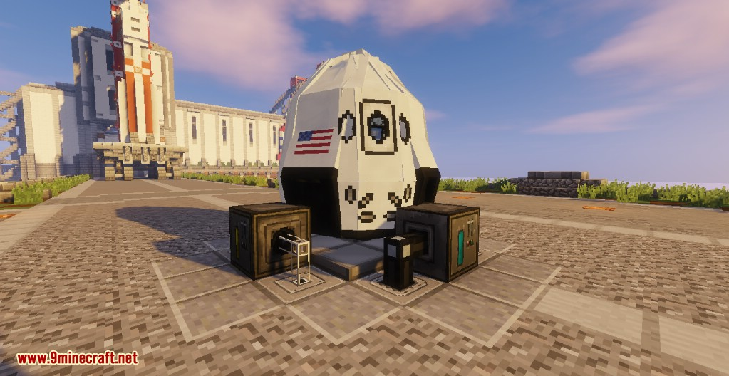 SpaceX Mod Features 4