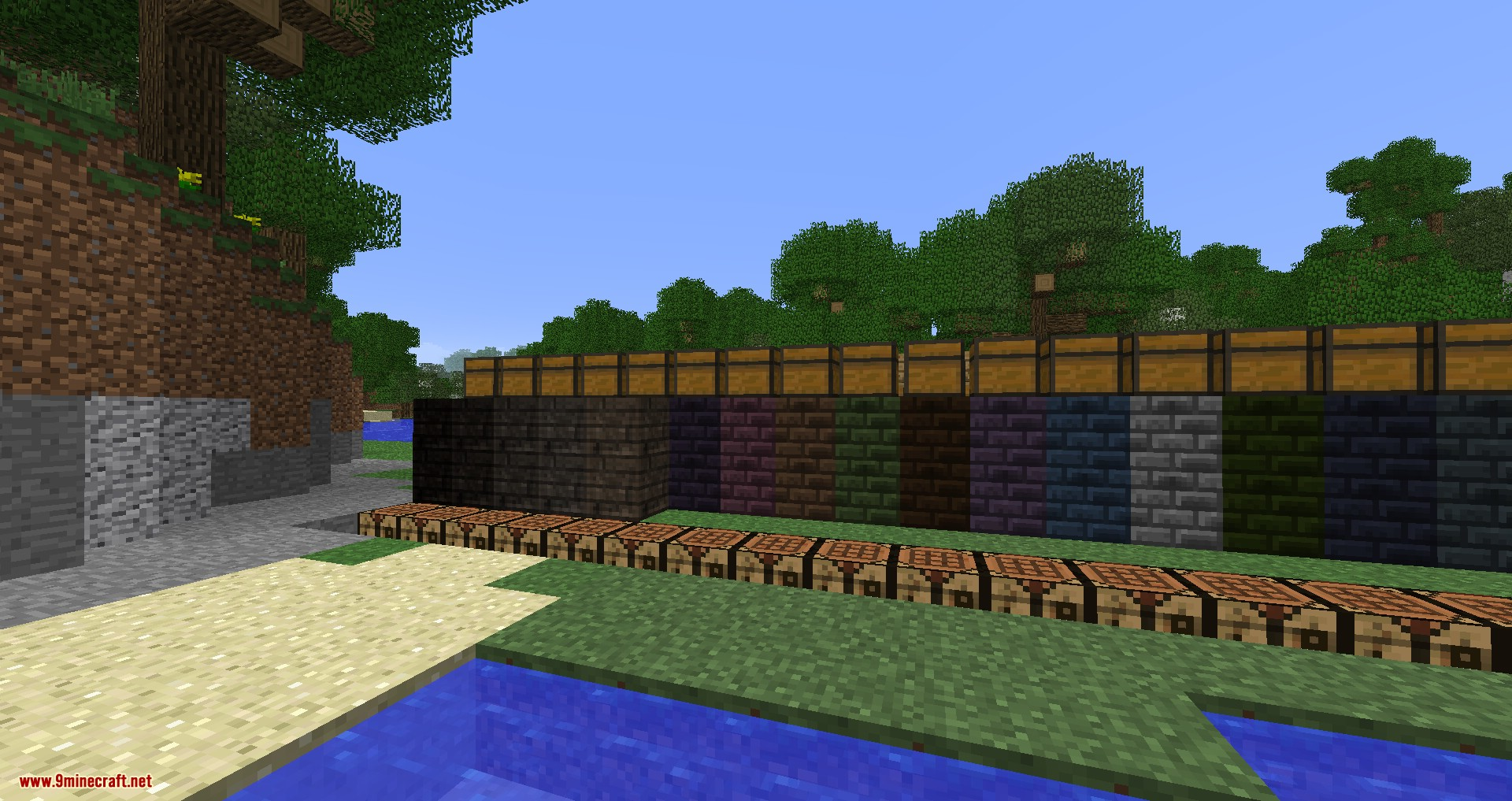 Stones and Bricks Mod Screenshots 6