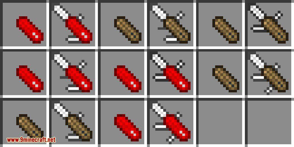 Swiss Army Knife Mod Screenshots 2