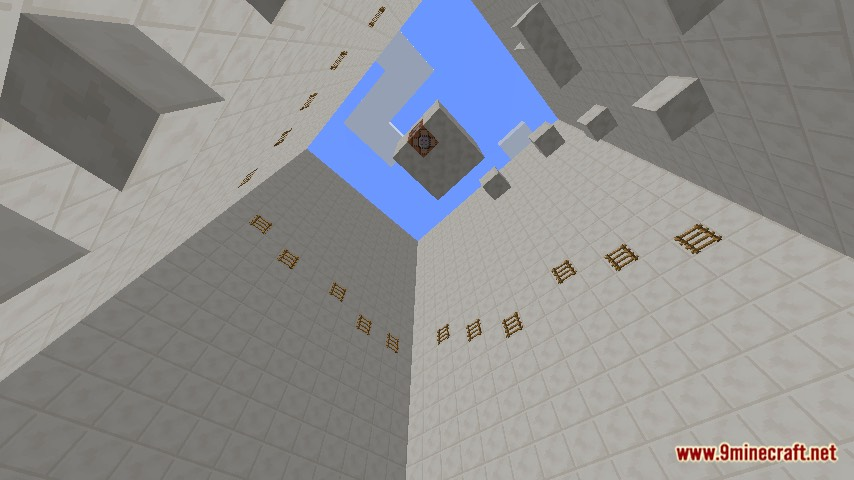 TBNR Parkour Map Screenshots 2