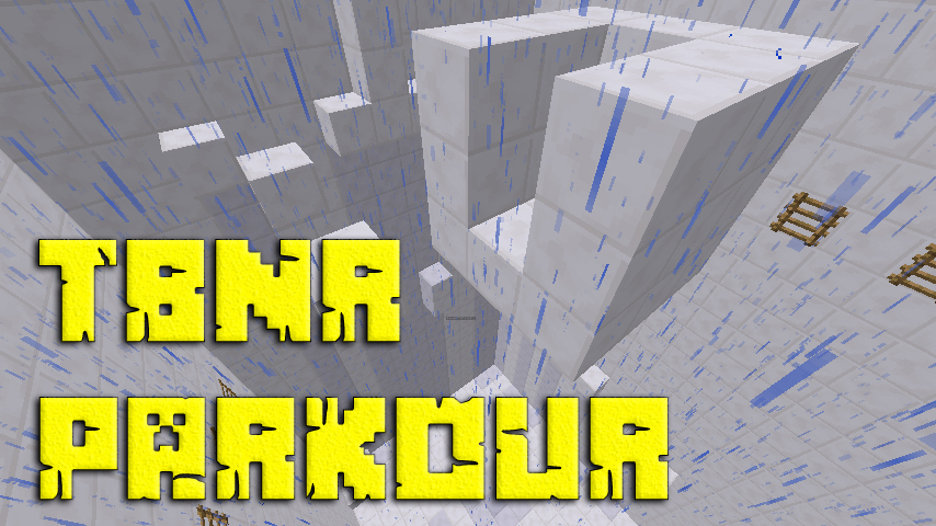 TBNR Parkour Map Thumbnail