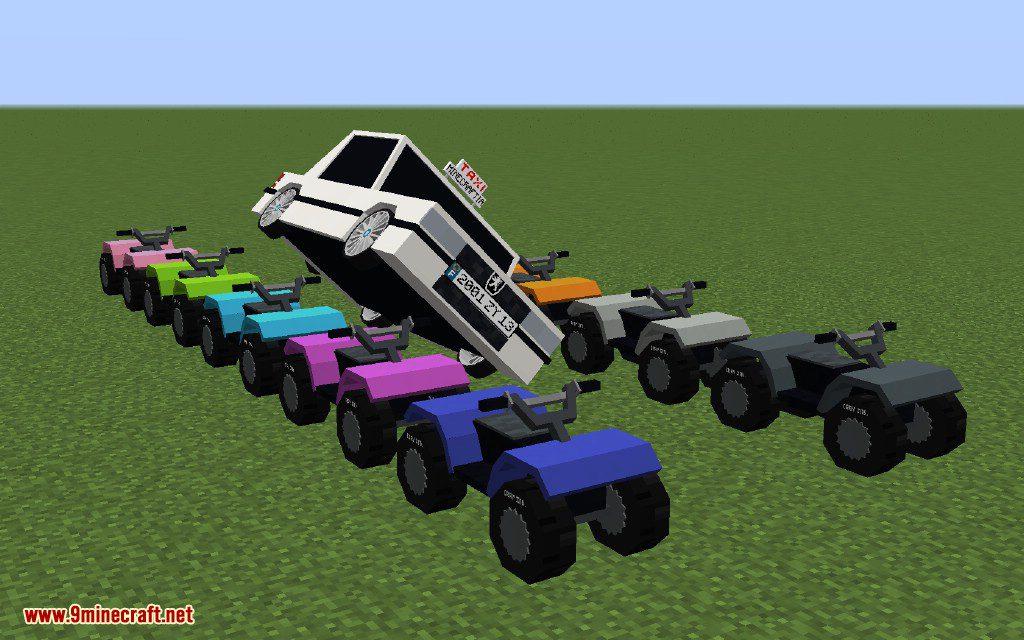 Taxi Mod Screenshots 2