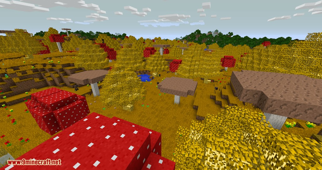 The Crystallia mod for minecraft 03