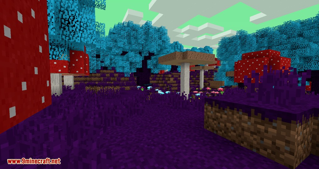 The Crystallia mod for minecraft 05