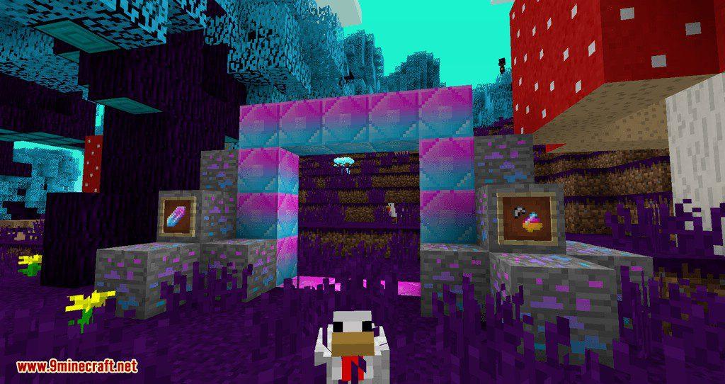 The Crystallia mod for minecraft 07